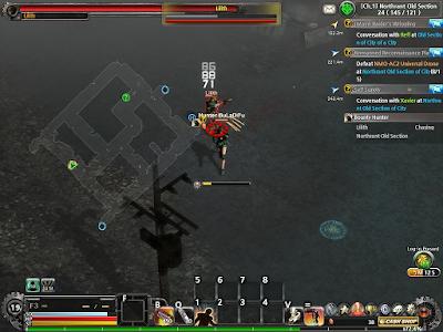 Metal Reaper Online - Bounty Criminal