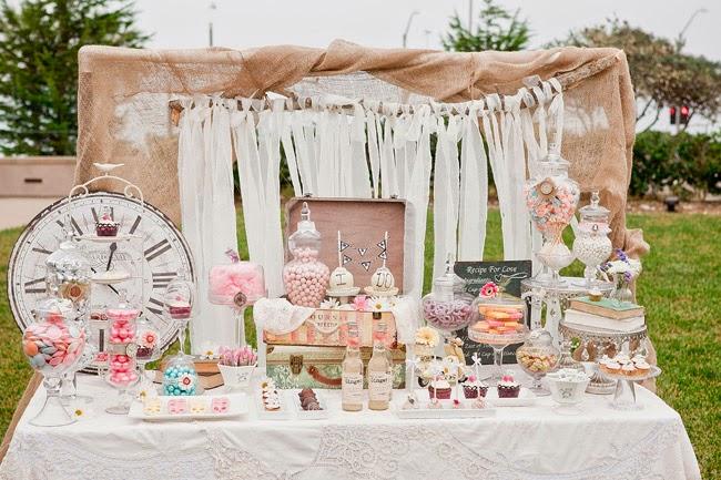 San Diego Style Weddings Mangia Monday Candy Bar