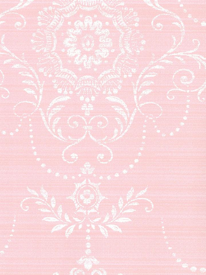 Light Pink Damask Background Light pink damask wallpaper
