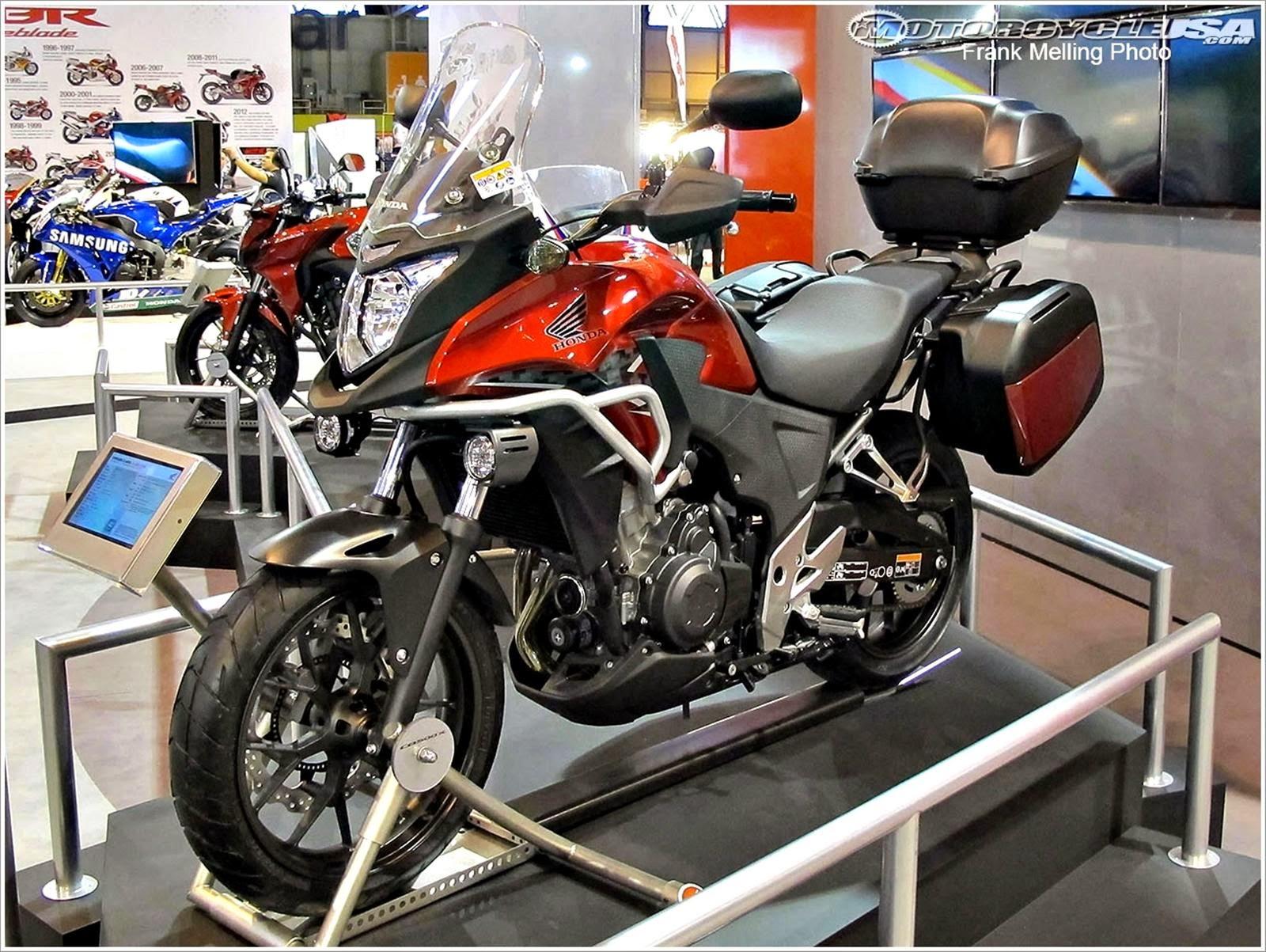 Le moto economiche migliori: Honda CB500X