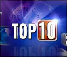 Top Ten - September 25, 2013