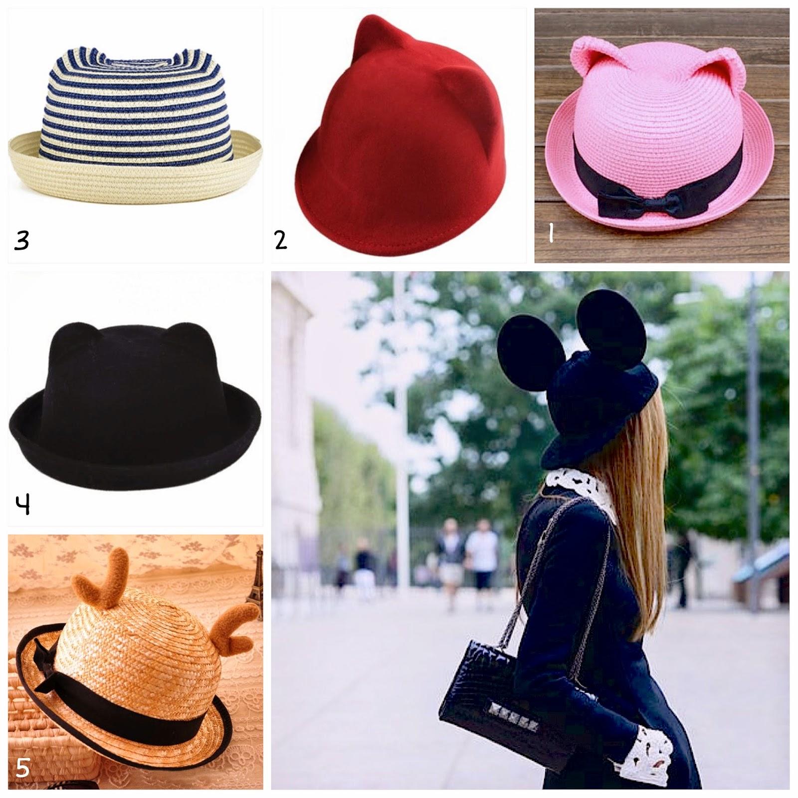 onde comprar chapéu com orelhinhas
