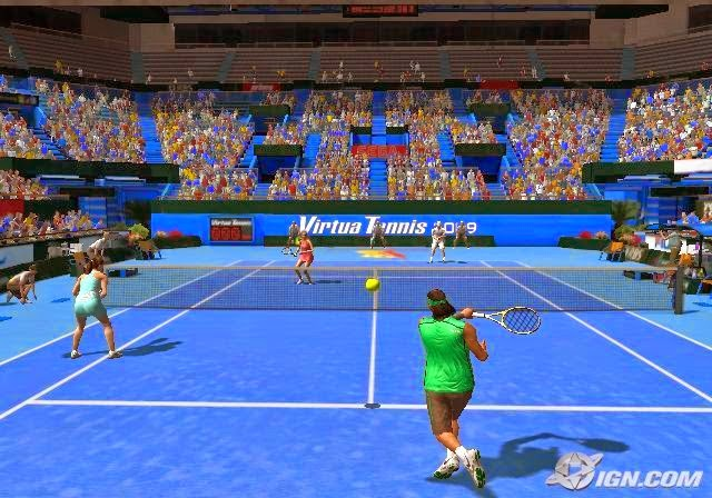 Game Full Version Virtua Tennis 2009