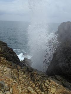 Blow Hole de Tangalle