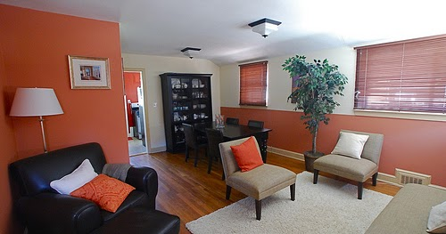 Decoraci n de salas o living room para espacios peque os for Salas espacios pequenos