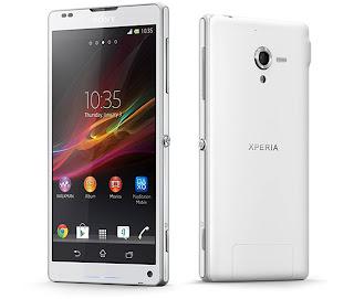 Sony Xperia Z un Smartphone a prueba de agua