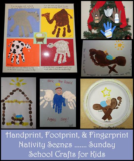 450 x 540 jpeg 67kB, Handprint+Nativity+&+Religious+Christmas+Crafts ...