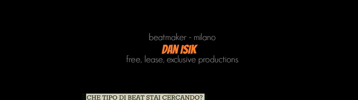 Basi Rap Gratis, in Lease o in Esclusiva | Dan Isik Produzioni