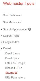Auto Update dengan Google Webmaster