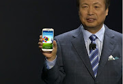 The highly anticipated Samsung Galaxy S4 was unveiled at an impressive show . samsung galaxy