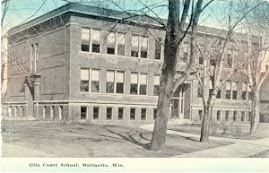 MENOMINEE AND MARINETTE POSTCARDS
