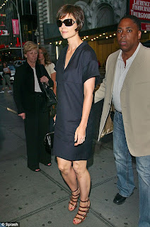 Katie Holmes 08/26/2008