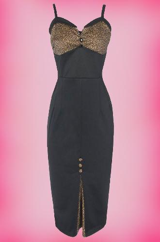 Elmira dress by Lindy Bop