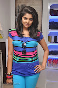 Sravya Glam pics at Linen Club launch-thumbnail-14