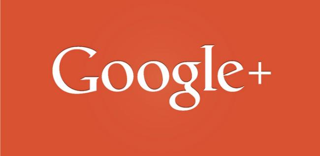 Estamos no Google +