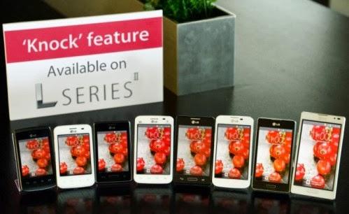 La funzione di attivazione e disattivazione android Knock sarà introdotta nel 2014 anche sugli smartphone LG L II