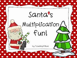 http://www.teacherspayteachers.com/Product/Santas-Christmas-Multiplication-Fun-995309