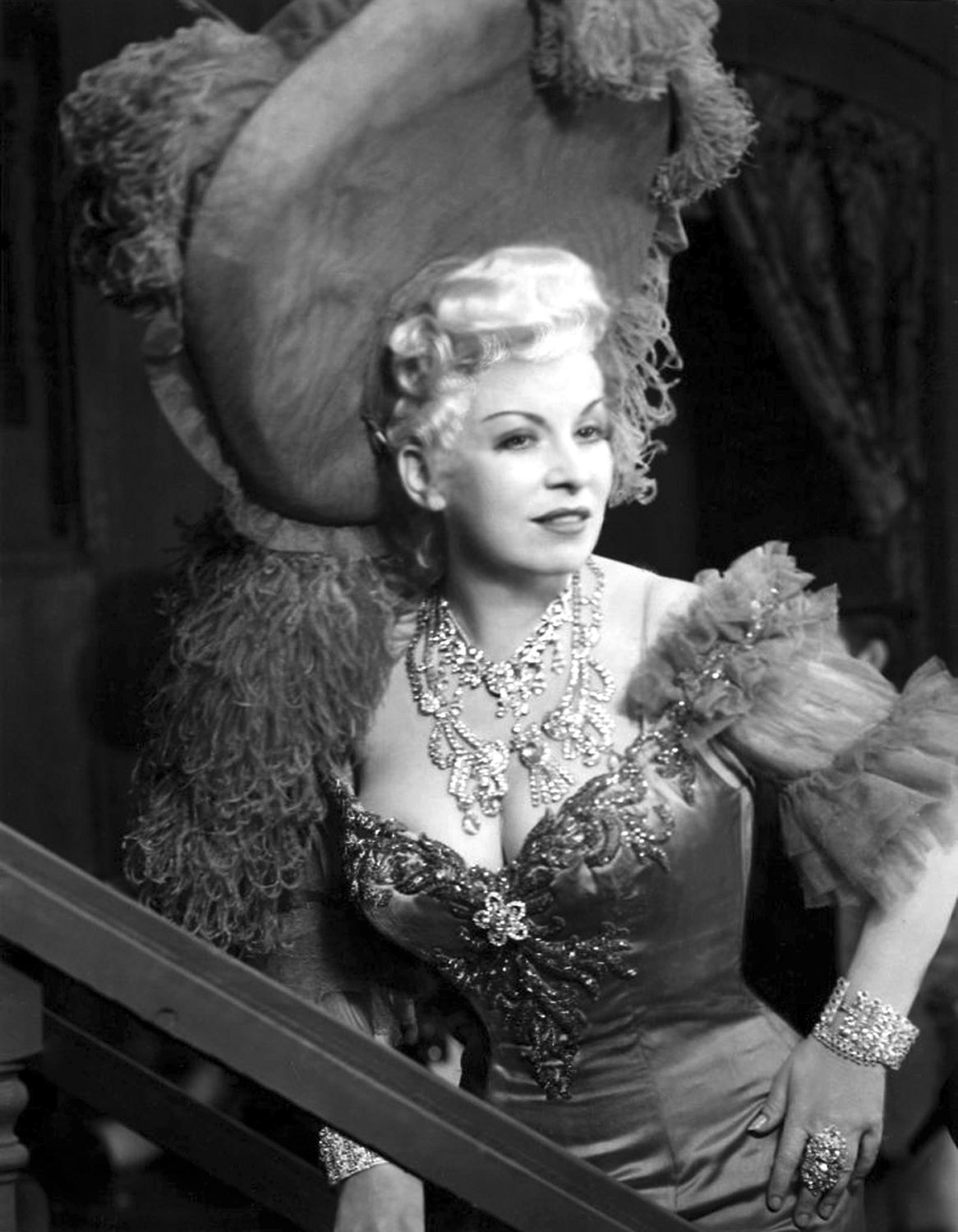 Watch Mae West video