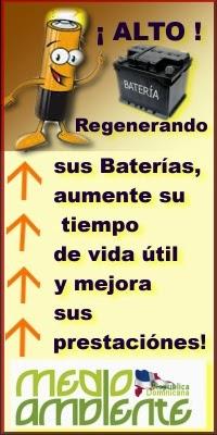 B ´plus REGENERACIÓN DE BATERÍAS