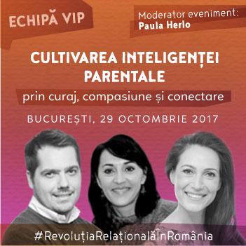 Conferința de inteligență parentală