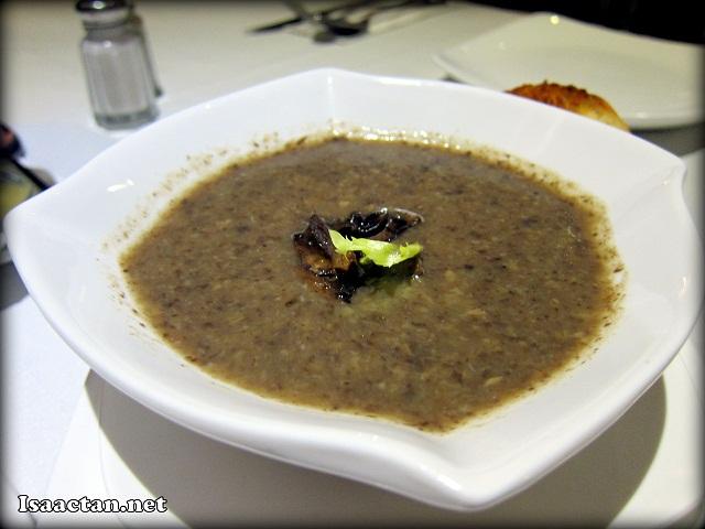 Mushroom Soup - RM6.90
