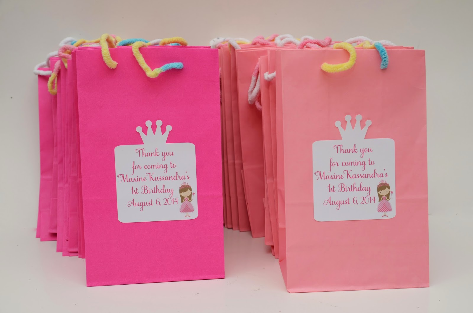 Birthday and Baby Shower Invitations Princess Crown Invitations