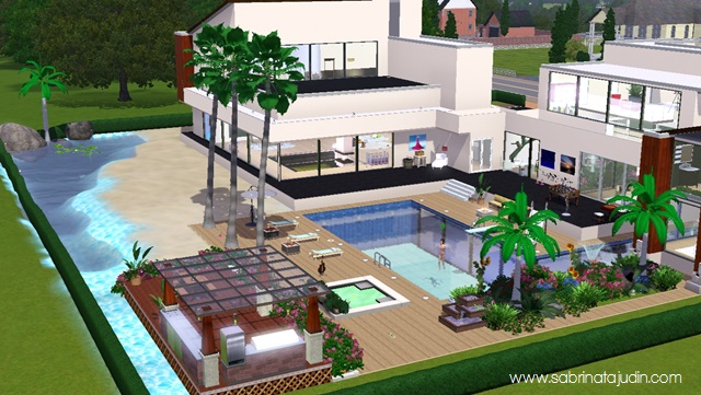 the sims 3 my house the sims 3 my house sabrina tajudin malaysia beauty - Sims 4 Home Design