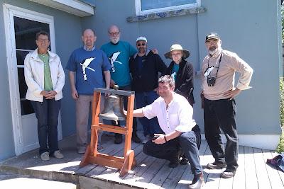 Image on Team Cuckoo and the Mayor of Pelee Island