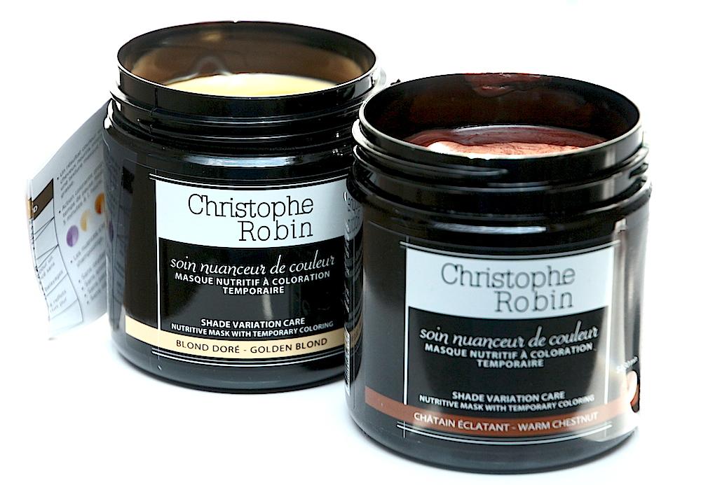 christophe robin soin nuanceur de couleur comment appliquer test avis