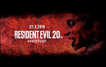 20 ANOS DE RESIDENT EVIL