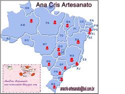 Enviamos para todo Brasil!!!