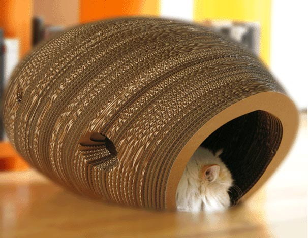 Cocoon is Pet Furniture Design for Cat