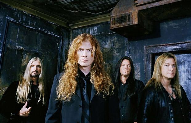 megadeth topo Megadeth Discografia Completa