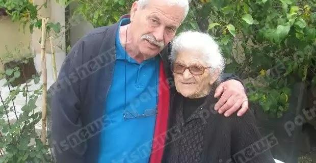 Ηλεία: Αυτή είναι η γηραιότερη Ελληνίδα- Είναι 112 χρονών και έχει τρισέγγονο [εικόνες]