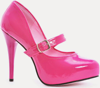 Lady Jane (Pink) Adult Shoes