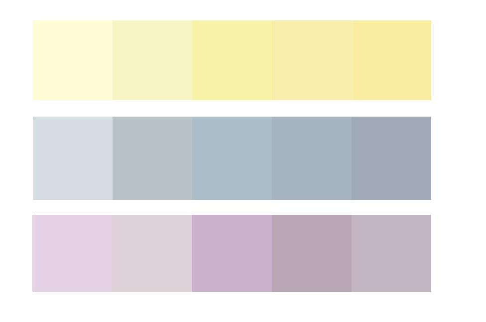 Designcardamom marzo 2012 for Palette di colori per pareti