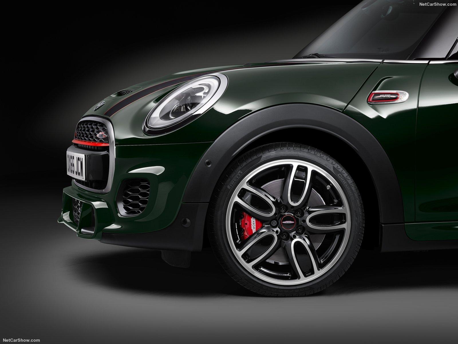 Hình ảnh xe ô tô Mini John Cooper Works Convertible 2016 & nội ngoại thất