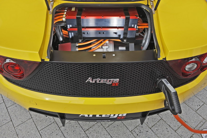 2011 Artega SE Electric Version