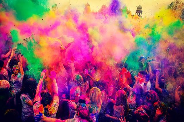 Holi: Festival de los Colores