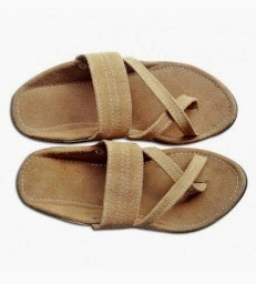 Buy Leather Sweat Soaking Sandal For Men at Rs.300 : Buy To Earn