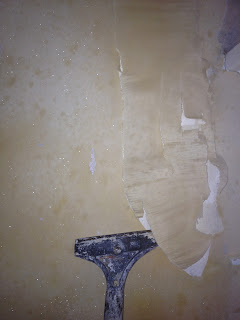 remove heavy duty wallpaper paste