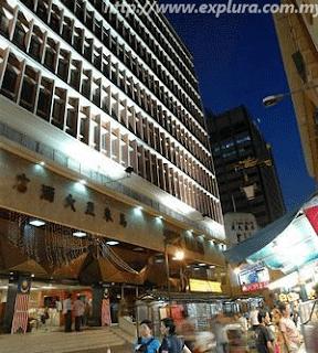 Hotel Malaya in Kuala Lumpur