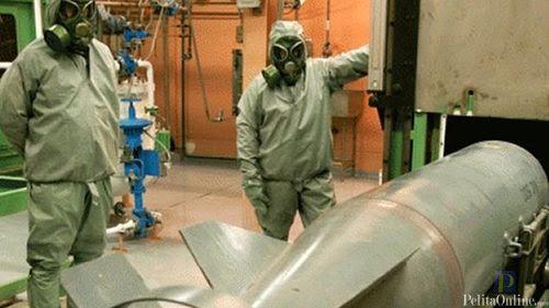 Suriah : Menghancur Senjata Kimia Bukan Karena Takut Ancaman Amerika