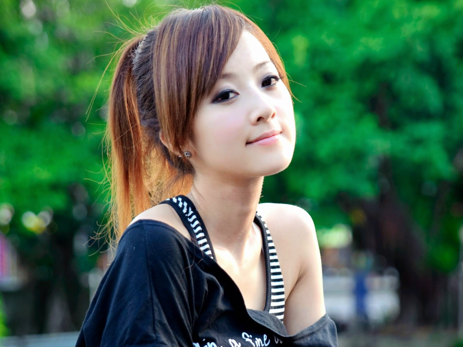 Beautiful Asian Girls Girls