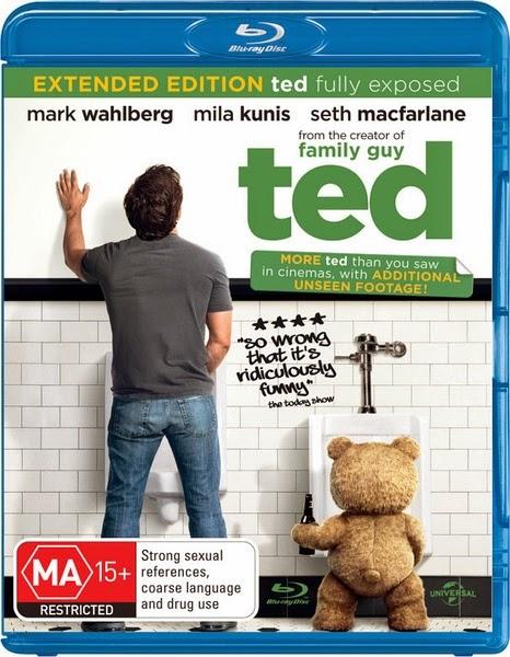Ted 2012 Dual Audio Hindi English 300mb BRRip 480p