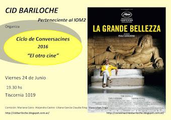 """Conversacines """"El otro cine"""""""