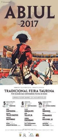 Abiul- Feira Taurina 2017