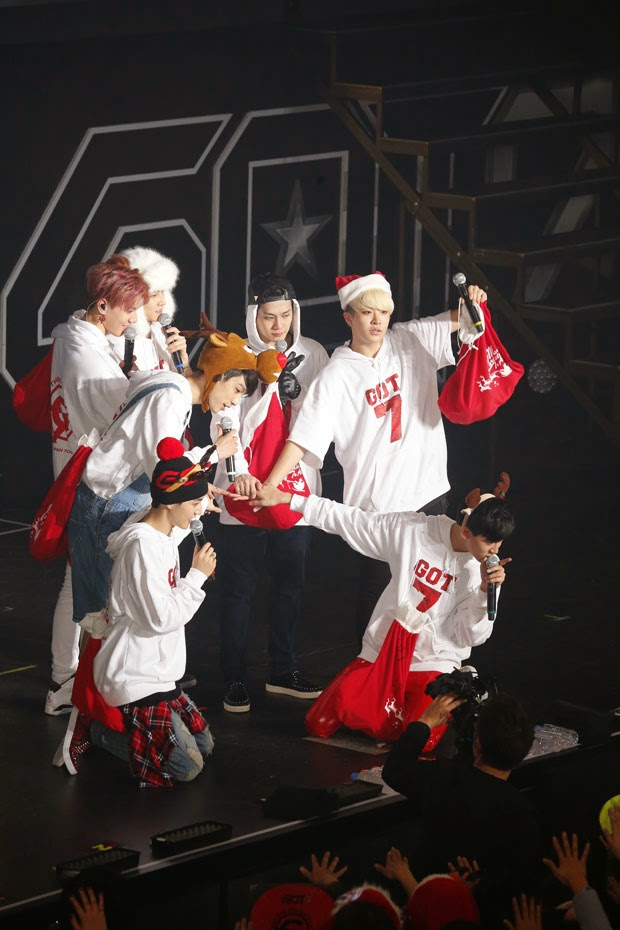 GOT7's '1st Japan Tour AROUND THE WORLD' ends successfully - Daily ...