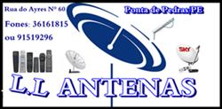 Divulgação: L.L Antenas Parabólicas