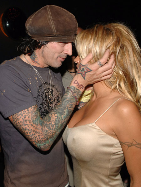 pamela anderson and tommy lee videos